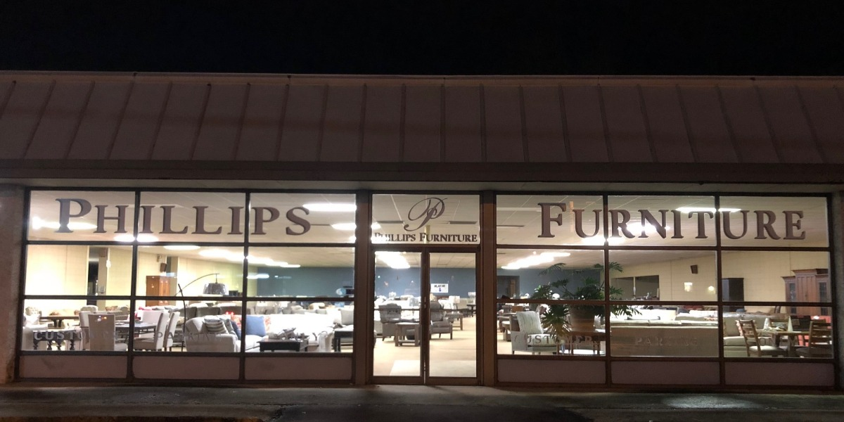 Phillips Furniture Has Provided Fine Furniture To Residents Of The  Southeast For Over 60 Years. Founded By Herschel And Frances Phillips In  1957, ...